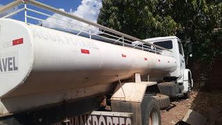 Preço do carro-pipa com água chega a R$ 500 em Tibau