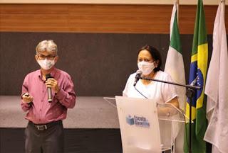 Governadora Fátima anuncia que vacinação no RN começa 72h após chegada das doses
