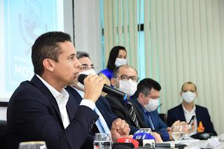 Prefeito e secretários dizem ter detalhado decreto de calamidade financeira e administrativa