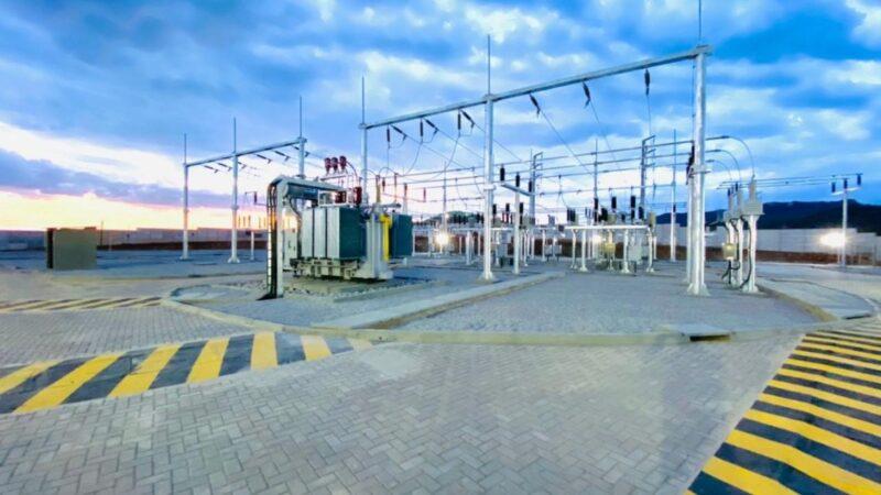 Cosern inaugura  nova subestação elétrica no Alto Oeste