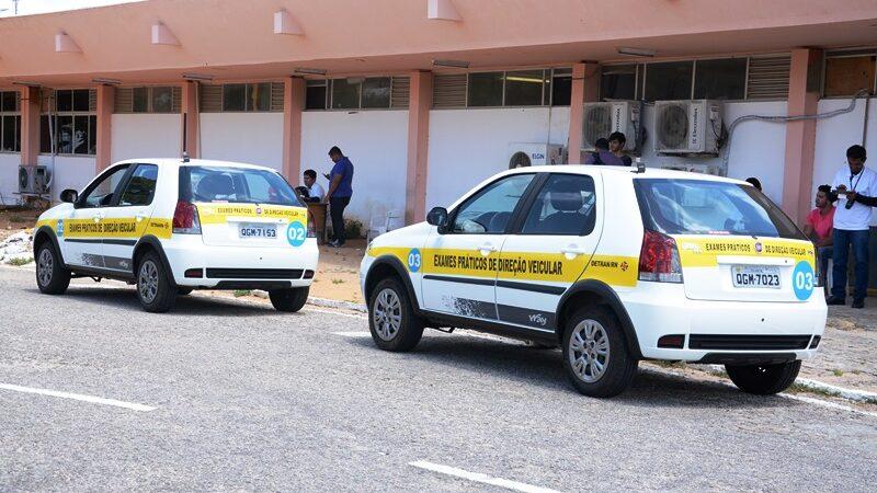 Detran/RN agenda exames práticos para o período de Carnaval em Umarizal (15); Caraúbas (16) e Assú (17)