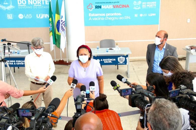 Agravamento da pandemia faz Governo do RN ampliar restrições e suspender atendimento presencial