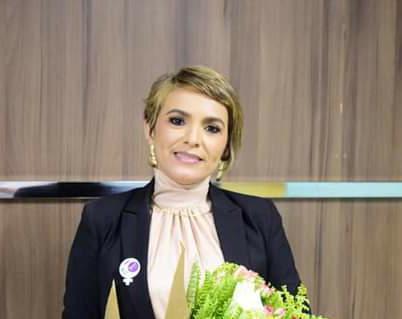 Graça Barbosa assume Fundação de Cultura de Baraúna