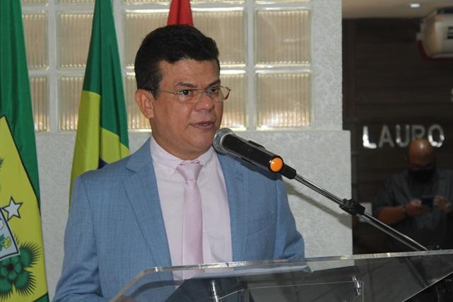 Prefeito Juninho Alves sanciona Projeto de Lei apresentado do vereador Tanildo Fernandes