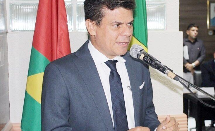 Prefeito de Caraúbas Juninho Alves vai ao Legislativo ler mensagem anual nesta quinta-feira(18)