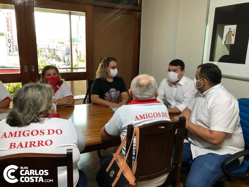 Vereadora Larissa luta pela reativação do CAIC do Carnaubal