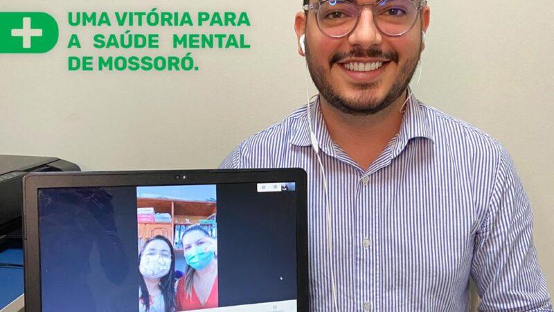 Vereador Pablo Aires consegue mais de 100 mil em emendas para saúde mental