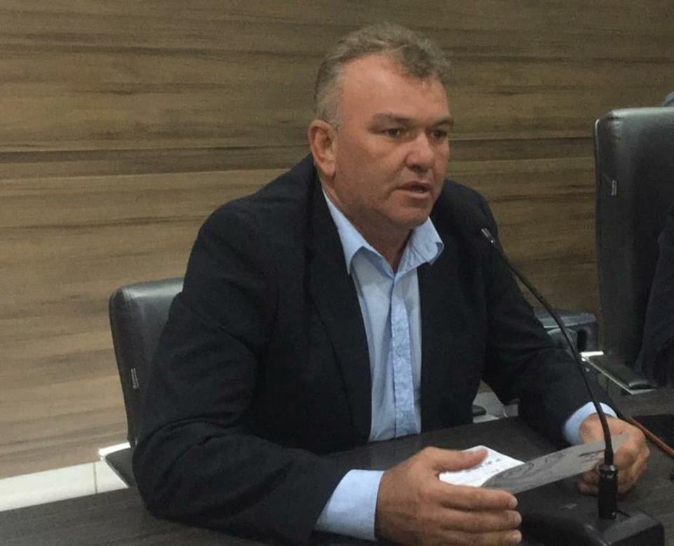 Morre de infarto em Caraúbas o empresário e ex-vereador Edu Licurgo