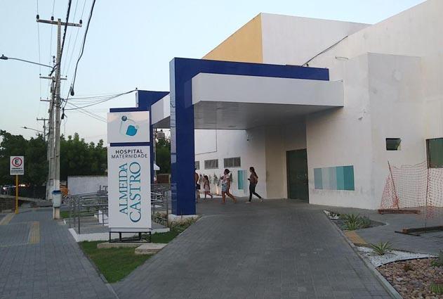 Funcionários da Maternidade Almeida Castro ameaçam parar atividades por conta de atraso de salários