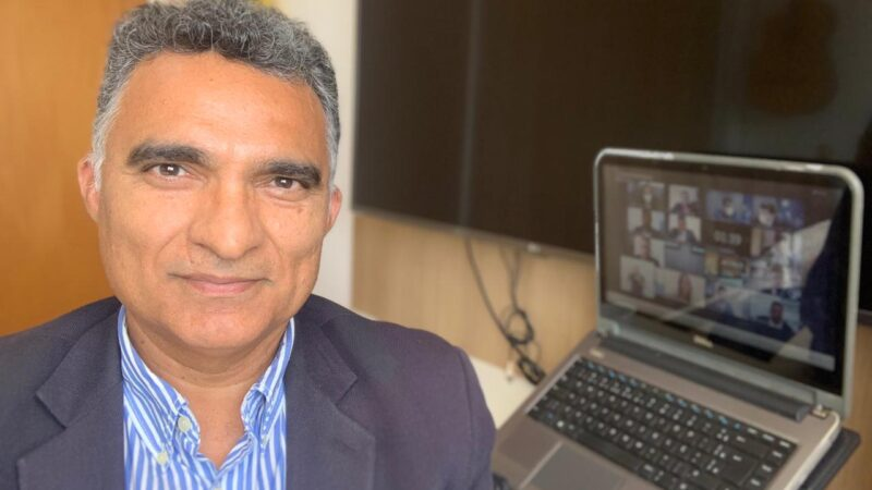 Professor Francisco Carlos solicita ao Governo do Estado permanência de leitos de UTI de retaguarda em Mossoró
