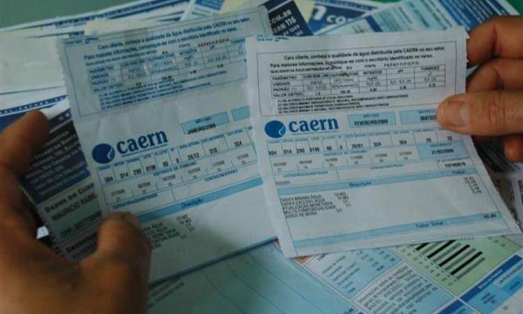 Nova campanha de negociação de débitos da Caern começa na próxima terça (11)