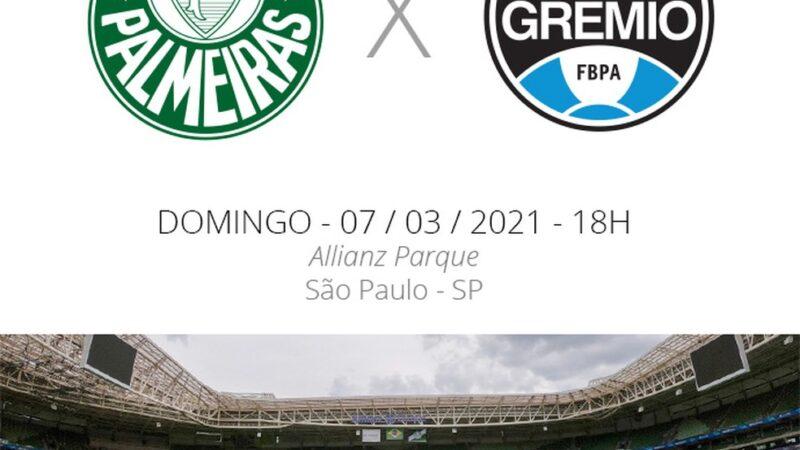 Temporada 2020 do futebol brasileiro se encerra hoje com jogo final da Copa do Brasil entre Palmeiras e Grêmio