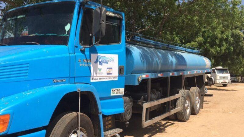 Operação Vertentes garante água potável para cidades do RN afetadas pela seca