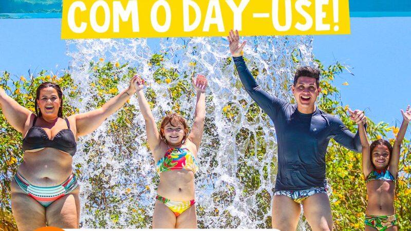 Olho D'Água Park Hotel, anunciou a retomada das atividades do Day-Use!