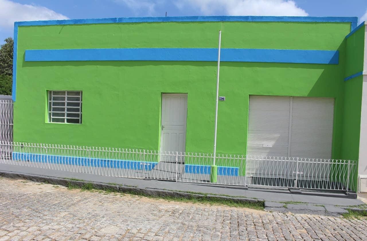 Prefeitura de Patu realiza reforma nos equipamentos sociais