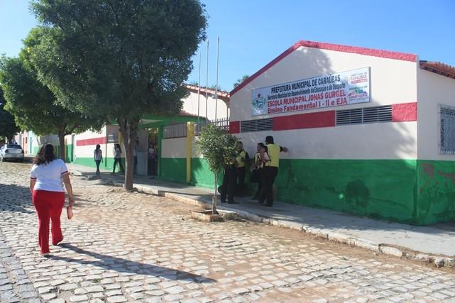 Escola Jonas Gurgel em Caraúbas completa 52 anos