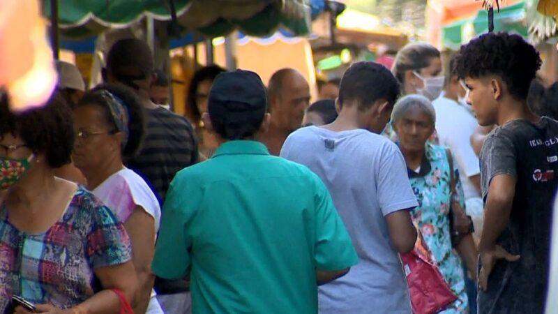 Covid: mais de 80% da população do RN vive em zona de alerta