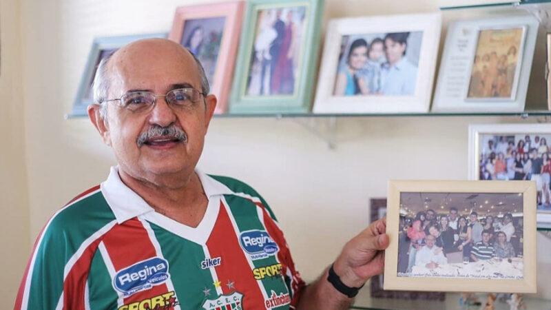 Morre Olismar Lima vítima da Covid-19 em Mossoró
