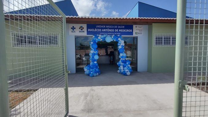 Prefeitura de Mossoró entrega UBS do Costa e Silva