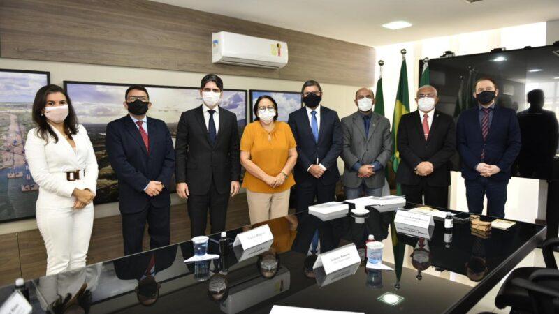 Governo renova Termo de Cooperação com Justiça Federal do RN