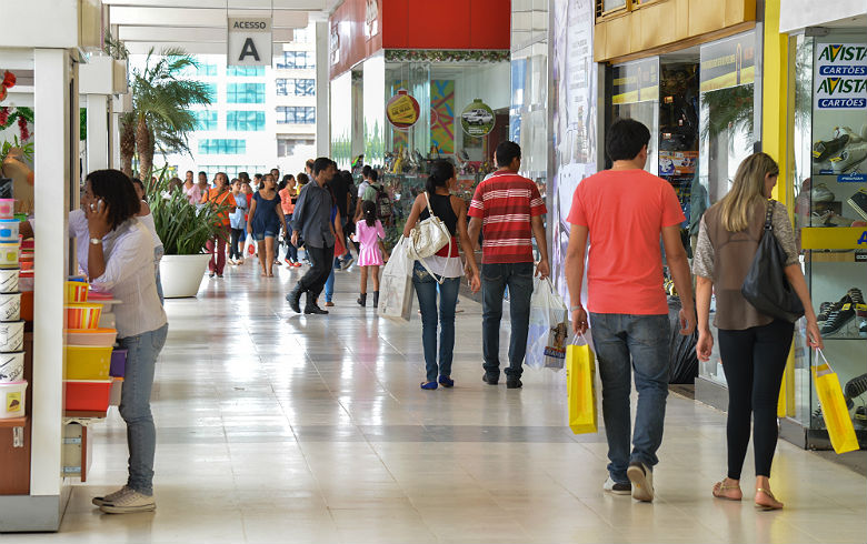 Comercio do RN registra aumento de 26% nas vendas em março