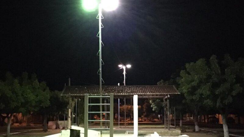 Prefeitura inicia trocas de lâmpadas nos bairros de Grossos