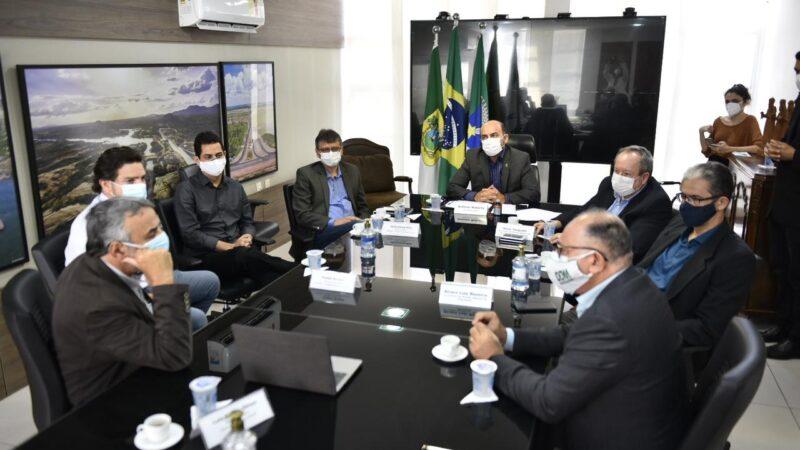 Grupo apresenta projeto de fábrica de cimento e exploração mineral em Mossoró