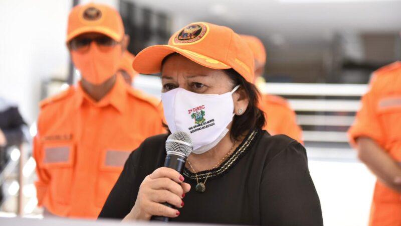 Governo investe R$ 3,5 milhões no Corpo de Bombeiros