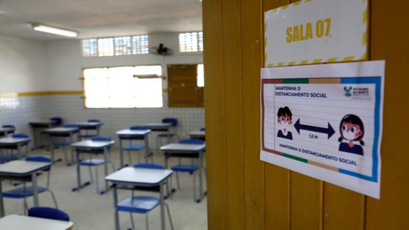 Plano de Retomada das Atividades Presenciais da rede estadual de educação é entregue à Justiça