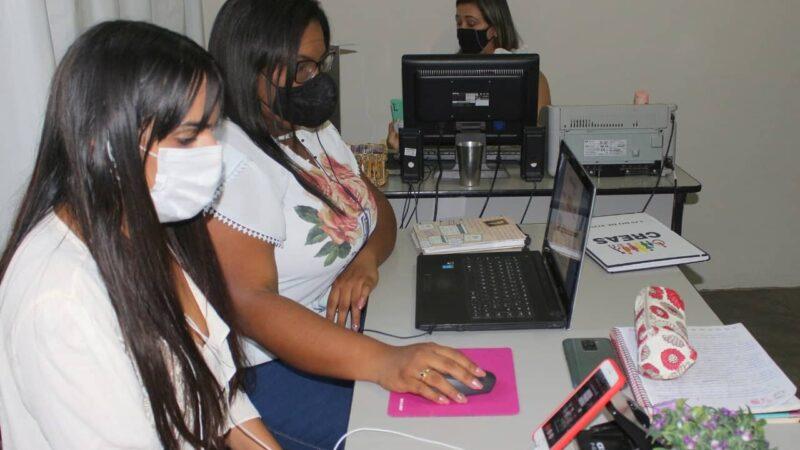 Creas realiza roda de conversa online com profissionais da atenção básica do município de Patu