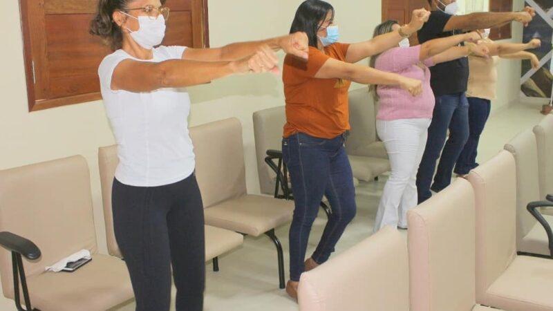 Secretaria Municipal de Saúde de Patu realiza programação em alusão à semana de enfermagem