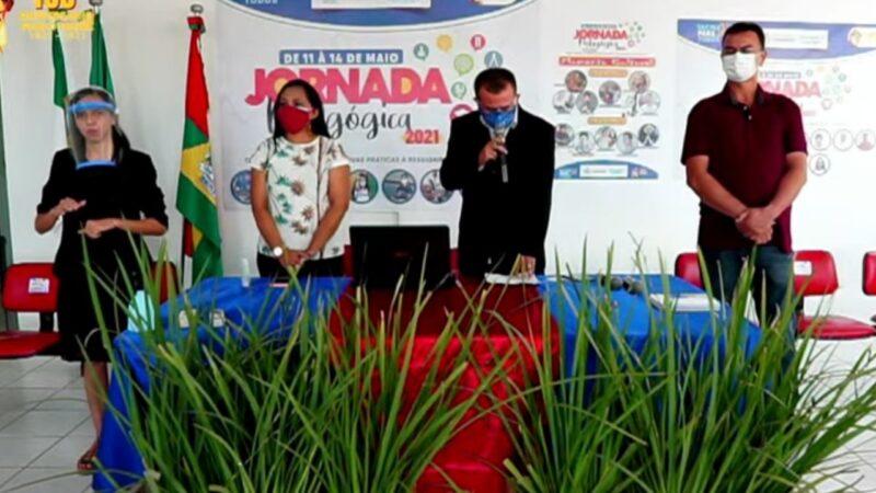 Secretaria de Educação inicia Jornada Pedagógica 2021 em Caraúbas