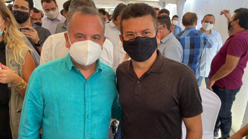 Ministro Rogério Marinho anuncia quatro poços tubulares para Caraúbas