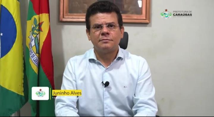 Prefeito anuncia fim de lockdown e pede a população que cumpra novo decreto