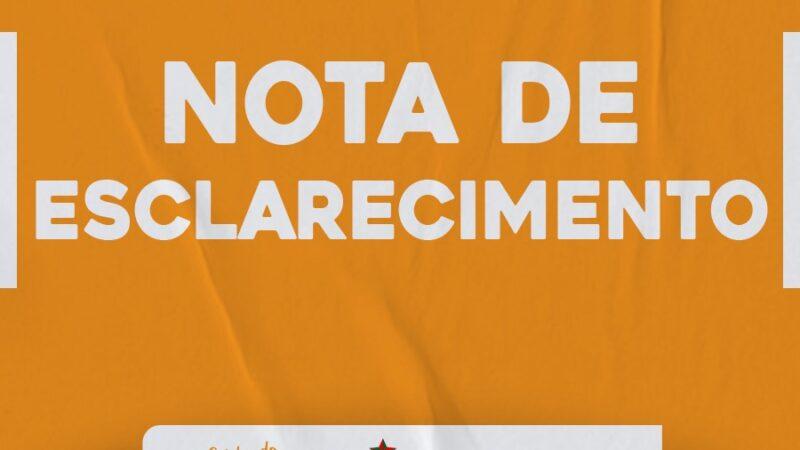 Prefeitura de Caraúbas publica nota de esclarecimento