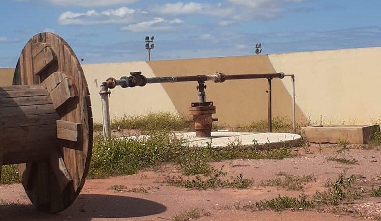 Moradores de Serra do Mel estão sem abastecimento de água a quase 50 dias