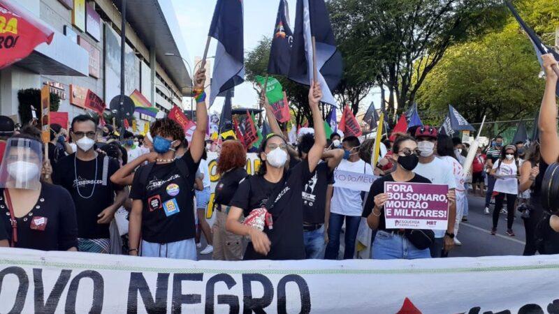 Principais cidades do RN promovem atos de protesto contra governo de Jair Bolsonaro