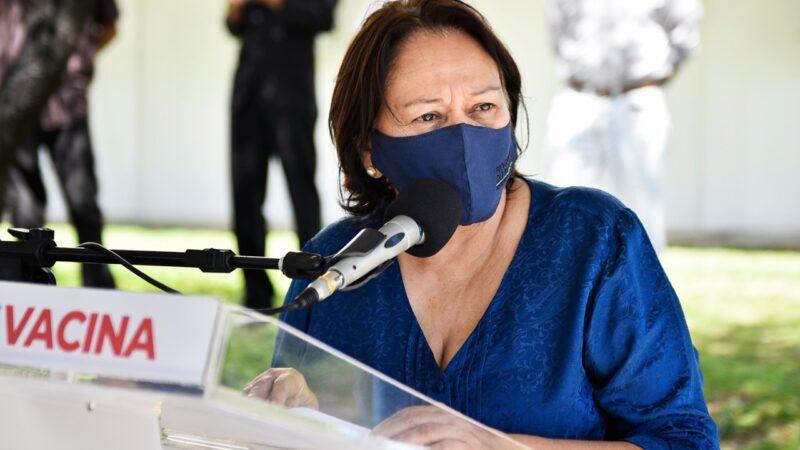 Governadora do RN prorroga decreto atual com medidas de flexibilização até 9 de junho