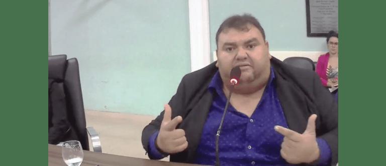 Presidente da Câmara de Baraúna busca apoio contra insegurança na cidade
