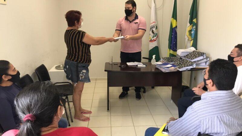 """Jucurutu adere ao programa """"Saúde com Agente'"""