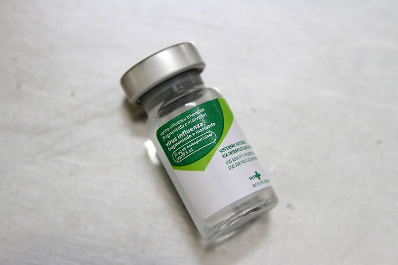 Começa hoje a segunda etapa da campanha de vacinação contra a Influenza