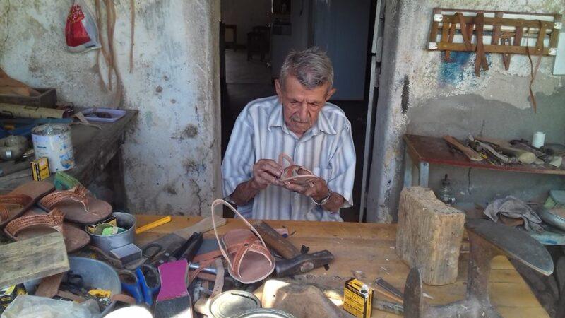 Prosa de Artista: O mestre artesão do couro, Juvenal Guilherme