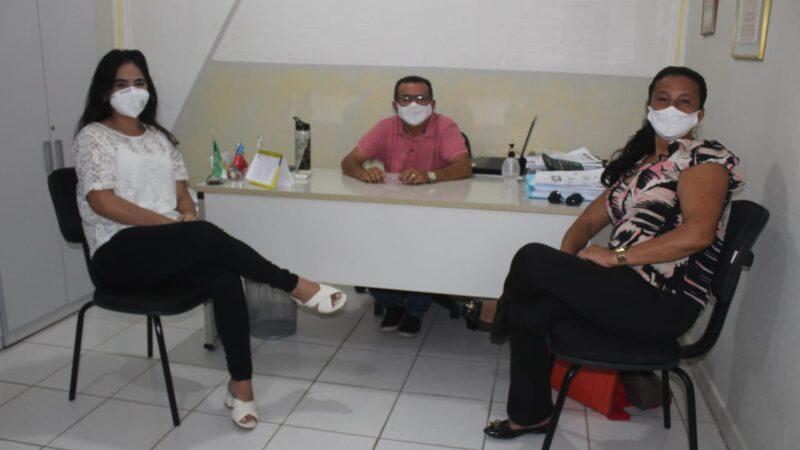 Prefeitura de Caraúbas contrata profissionais para atender crianças com necessidades especiais do município