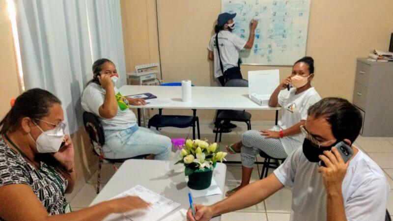 Agentes Comunitários de Saúde atuam no combate à covid19 em Grossos