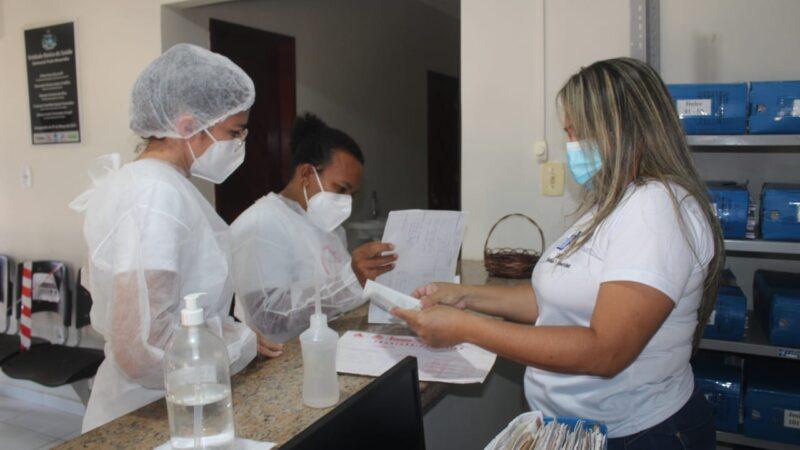 Covid-19: Moradores do bairro Leandro Bezerra têm atendimento especializado neste domingo(20)