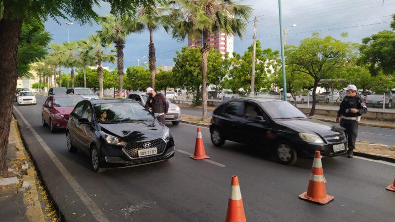 Lei Seca autua 85 motoristas por embriaguez ao volante durante operações em Assu, Mossoró e Tibau