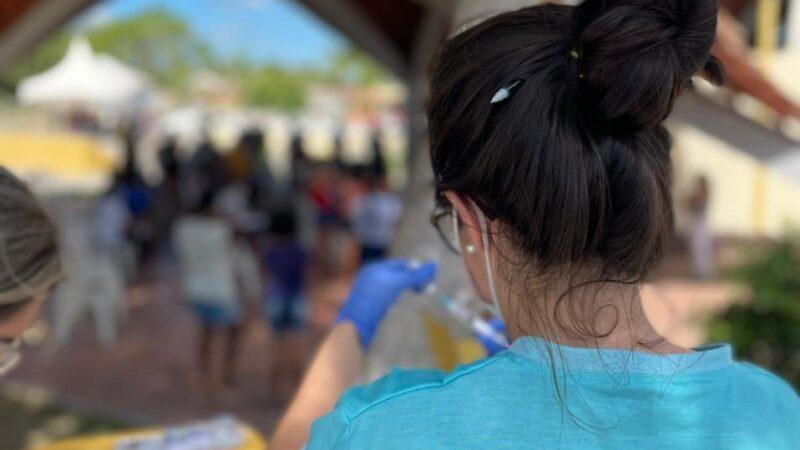 Dia D da Vacinação Contra a Covid-19 conta com mais de 12 mil doses aplicadas
