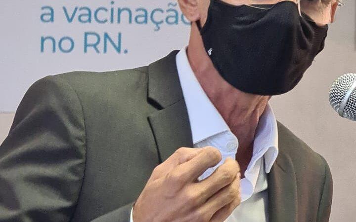 Trabalhadores de Assistência Social agradecem a luta do deputado Francisco do PT pela inclusão da categoria como prioridade na vacinação contra Covid-19