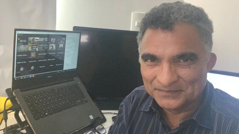Professor Francisco Carlos quer regulamentar uso de sobra de vacinas contra a covid-19 em Mossoró