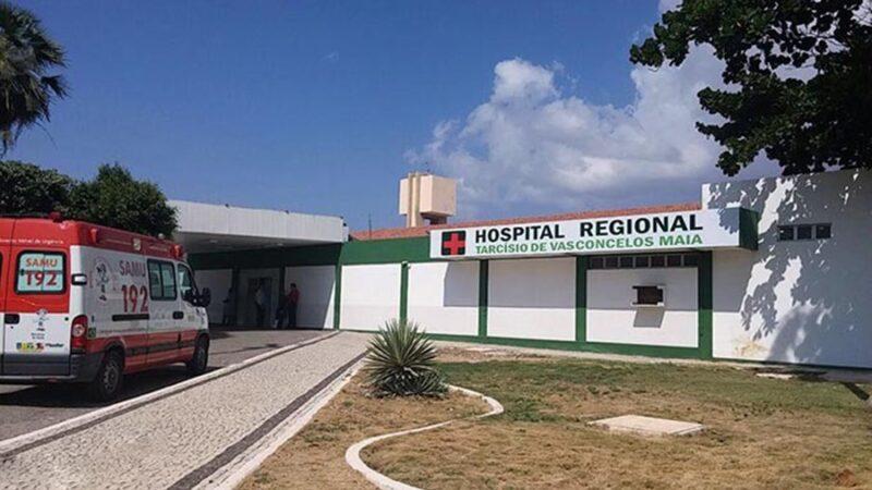 Hospital Tarcísio Maia recebe mais de 600 mil em emendas do senador Jean Paul